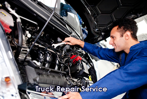 Tips for Selecting a Truck Repair Service